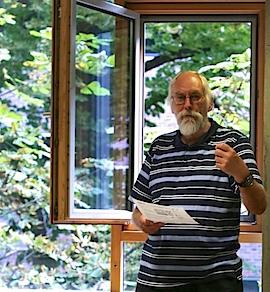 Steve Chilton lightning talk